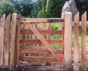 sawn-oak-gate