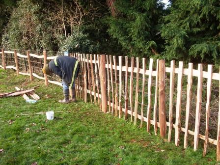 Nailed Frame Picket Josh Say It With Wood